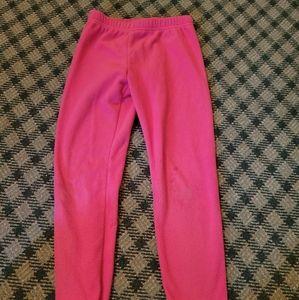 5/$10 Girls Size 6 Cozy Fleece Leggings